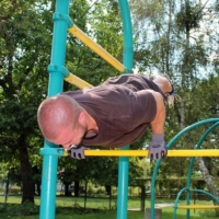 Bend Arms Planche Calisthenics