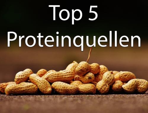 Meine Top 5 der pflanzlichen Proteinquellen