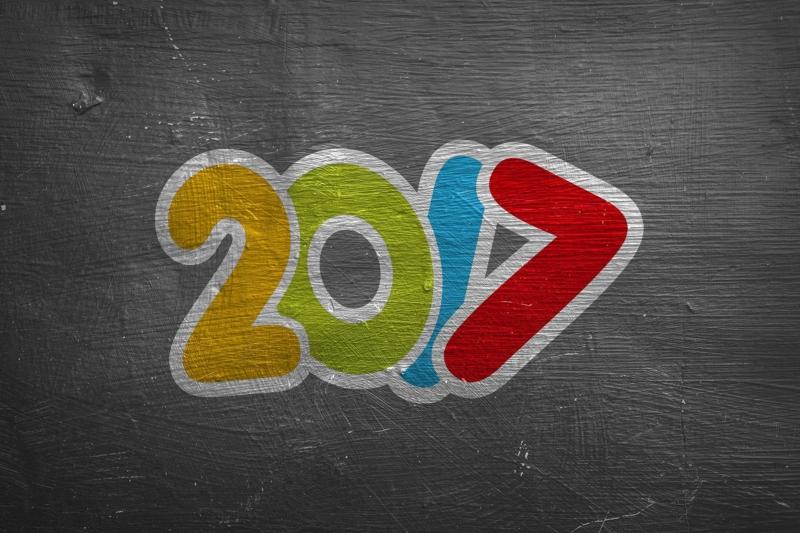 Unsere beliebtesten Artikel 2017. Silvester und Neujahr.