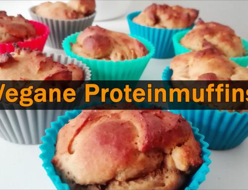 Leckere Vanille – Proteinmuffins – Natural Energizer
