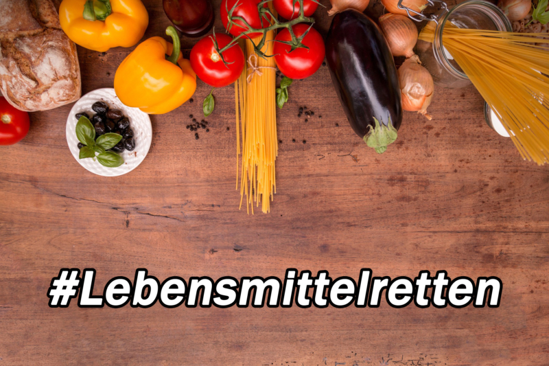 SirPlus - Lebensmittelretten mainstream machen