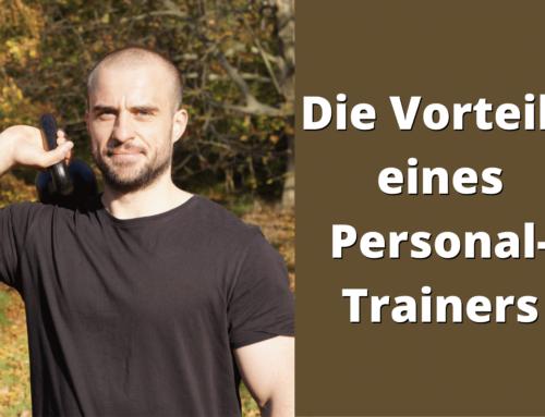 Die Vorteile eines Personal-Trainers – Marcus Mohs